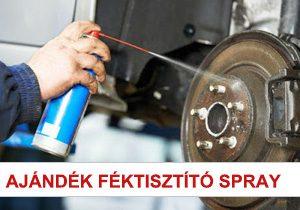 Peugeot féktárcsa, fékbetét akció