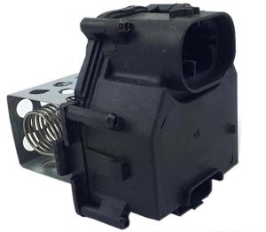 Peugeot 107 hűtőventillátor ellenállás
