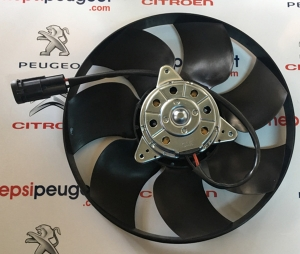 Peugeot 107 hűtőventillátor